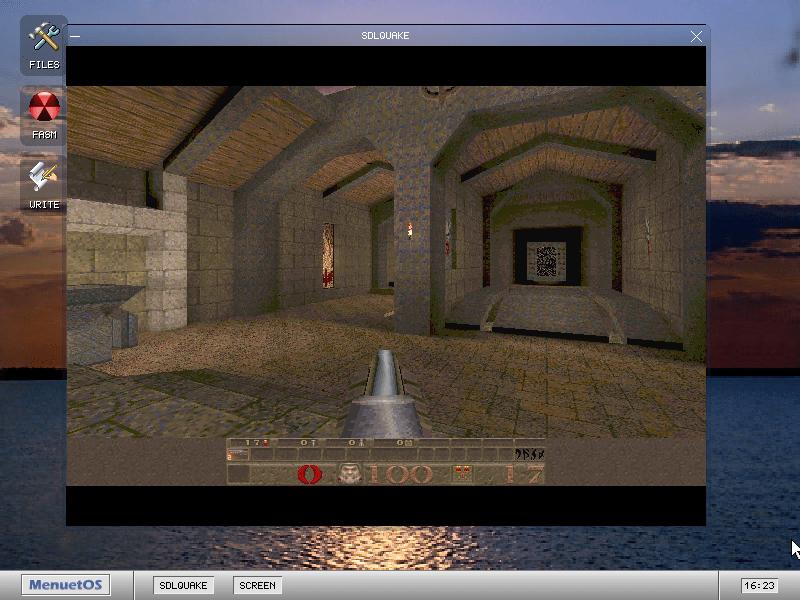 Quake: Que tal relaxar dando uns tiros?