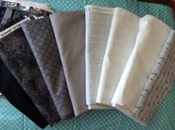 Star Wars quilt fabric for front pieces