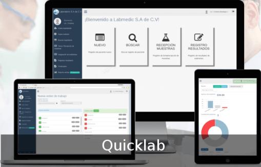Quicklab – SAS