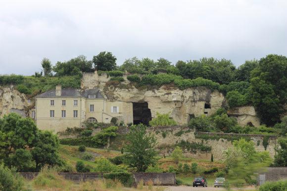 Nice cave mansion