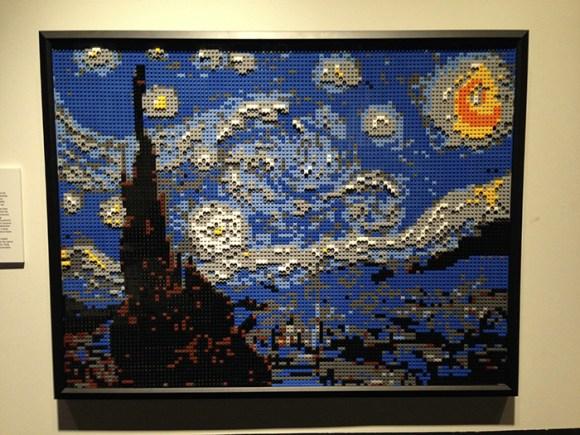 "Van Gogh's ""The Starry Night"""