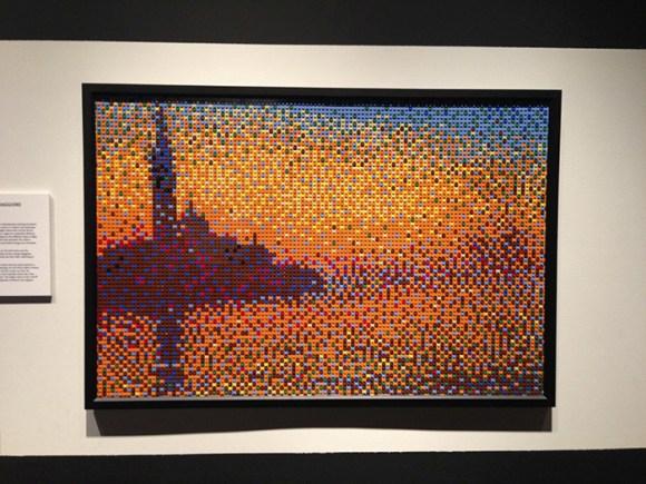 """Monet's """"San Giorgio Maggiore at Dusk"""""""