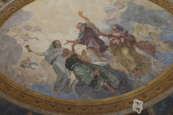 Frescos of St. Sulpice
