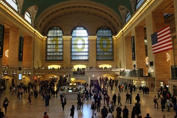 Grand Central Terminal's 100th anniversary