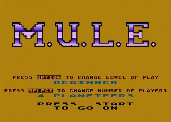 M.U.L.E., 1983 - Electronics Arts