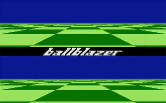 Ballblazer, 1984 - LucasArts Entertainment