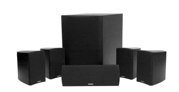 MartinLogan MLT-2 5.1 Speakers