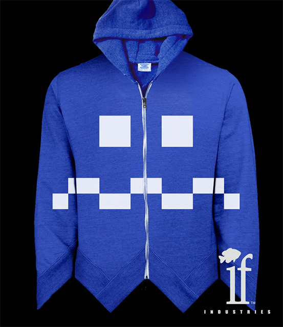 Pac-Man hoodie concept by Insignificant Fish