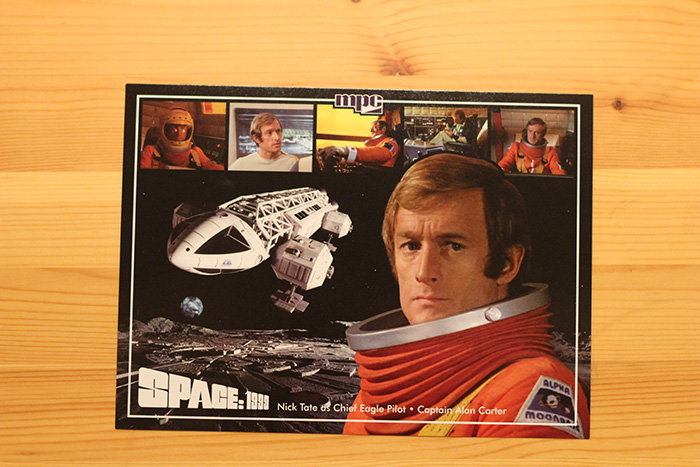 Sadly, my kit did not include the signed copy of the Alan Carter mini-poster.