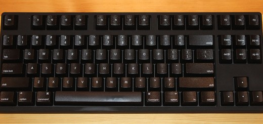 "WASD Keyboards ""Mac"" keycap set."