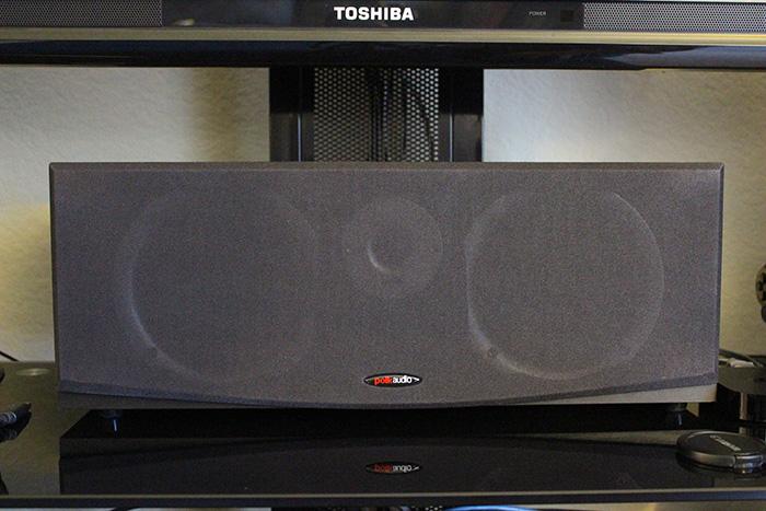 Polk Audio CSR center channel speaker