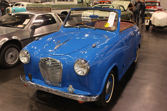 1953 Austin A30 Seven.