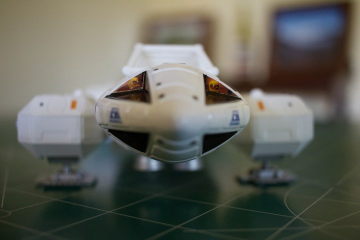 """Eagle 1, ready for liftoff."""