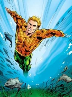 Aquaman (New Earth)