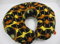 Batman Nursing Pillow via littlefingersgifts shop at Etsy.com