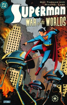 Superman: War of the Worlds #1 (1999) by Michael Lark