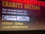 Charity Auction info