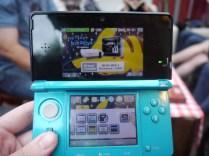 A spot of 3DSing