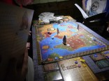 The Tales of Arabian Nights board game - A game with a lot of set up, but plenty of interesting outcomes.
