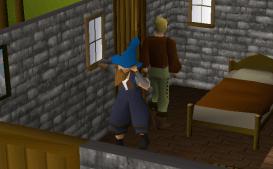 My fancy wizard hat