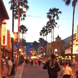 Hollywood Blvd at DCA