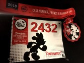 The DIsneyland Resort Friends and FAmily 5K run.