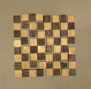 Checkerboard puzzle: solved