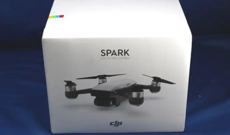 DJI Spark購入
