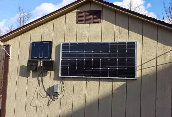 100 watt panel