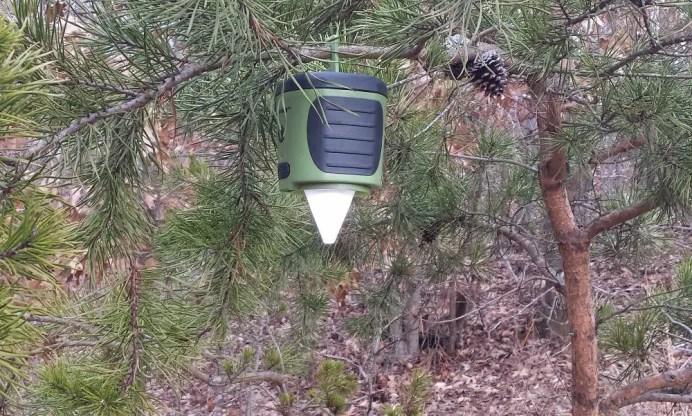 bottom hook overhead light