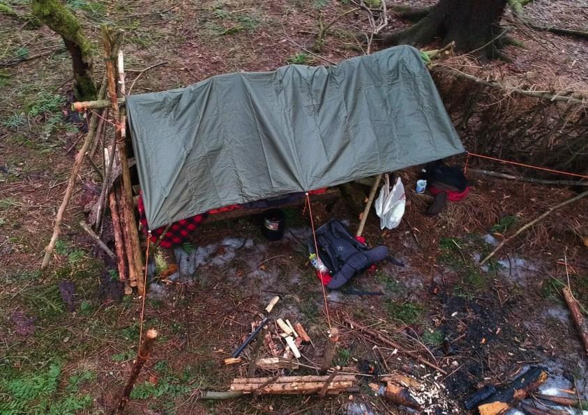 Basic outdoor survival skills for travelers - Ummi Goes Where?