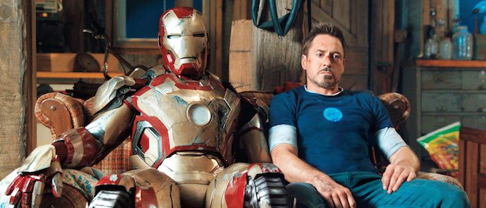 Iron man has Issues
