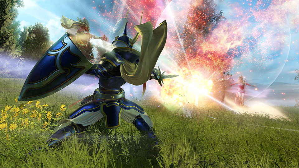 Dissidia Final Fantasy To Launch In Japan This November