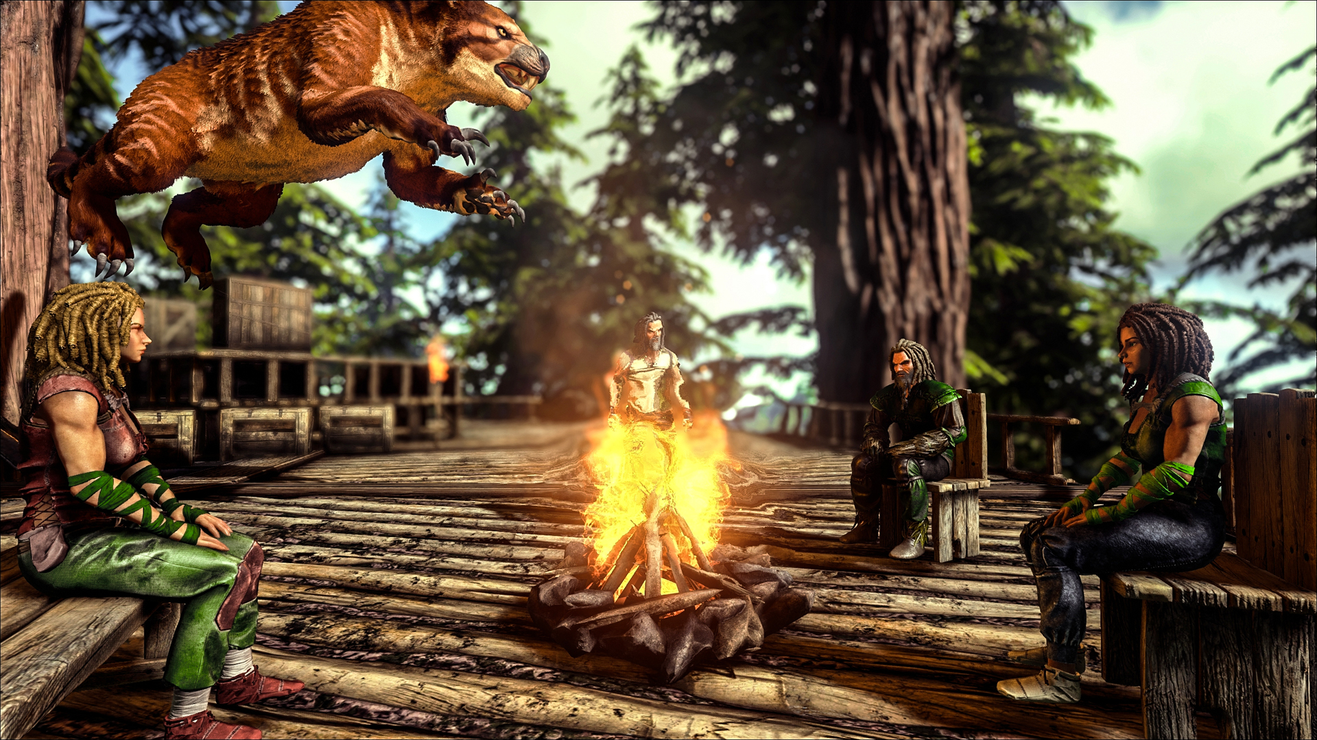 Free ARK Survival Evolved Update Adds Major Content Geek Reply