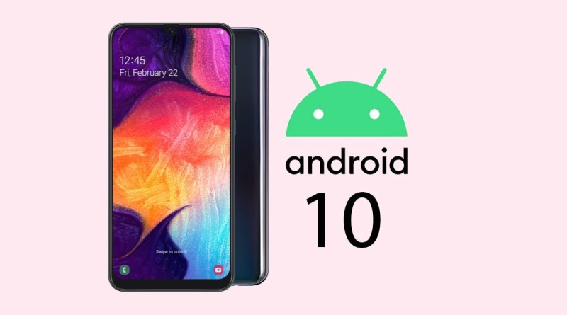 Android 10 Update Smartphone List