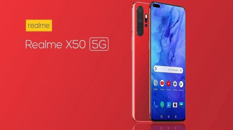Realme X50 pro full specification price