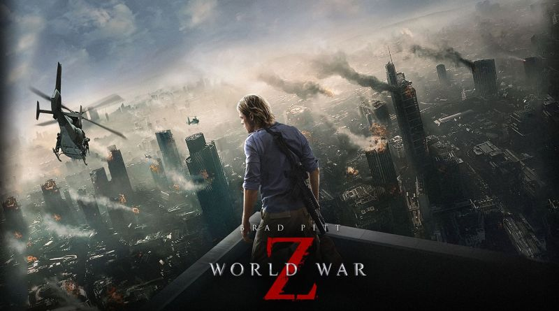 World War Z zombie movies on netflix