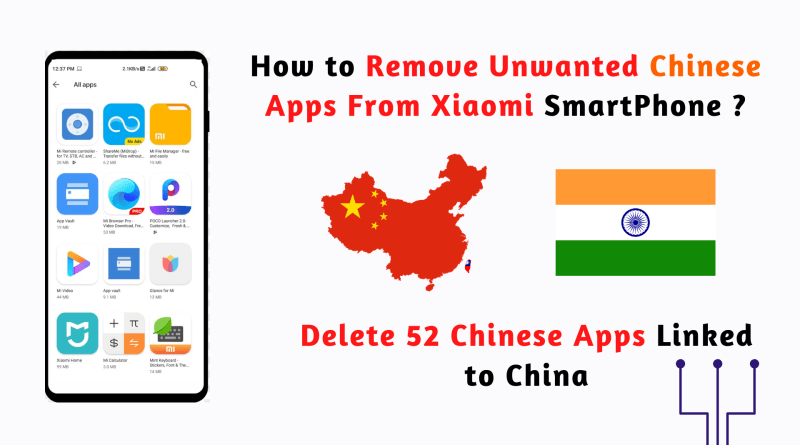How can I remove bloatware from XiaomiRedmi phone
