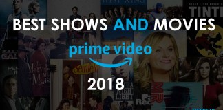 Top 10 Shows and Movies on Amazon Prime 2018