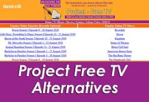 Project Free TV Alternatives 2020: Unblocked ProjectFreeTV