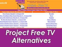 Project Free TV Alternatives 2020: Unblocked ProjectFreeTV
