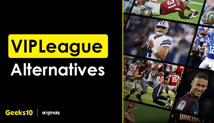 Best VIPLeague Alternatives To Watch Online Sports