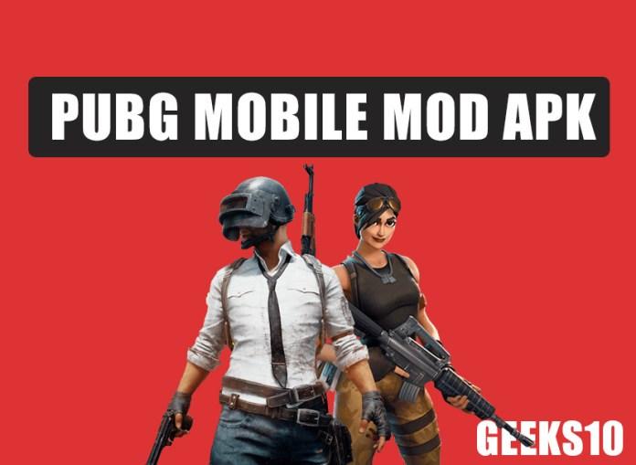 PUBG Mobile MOD Apk - Download