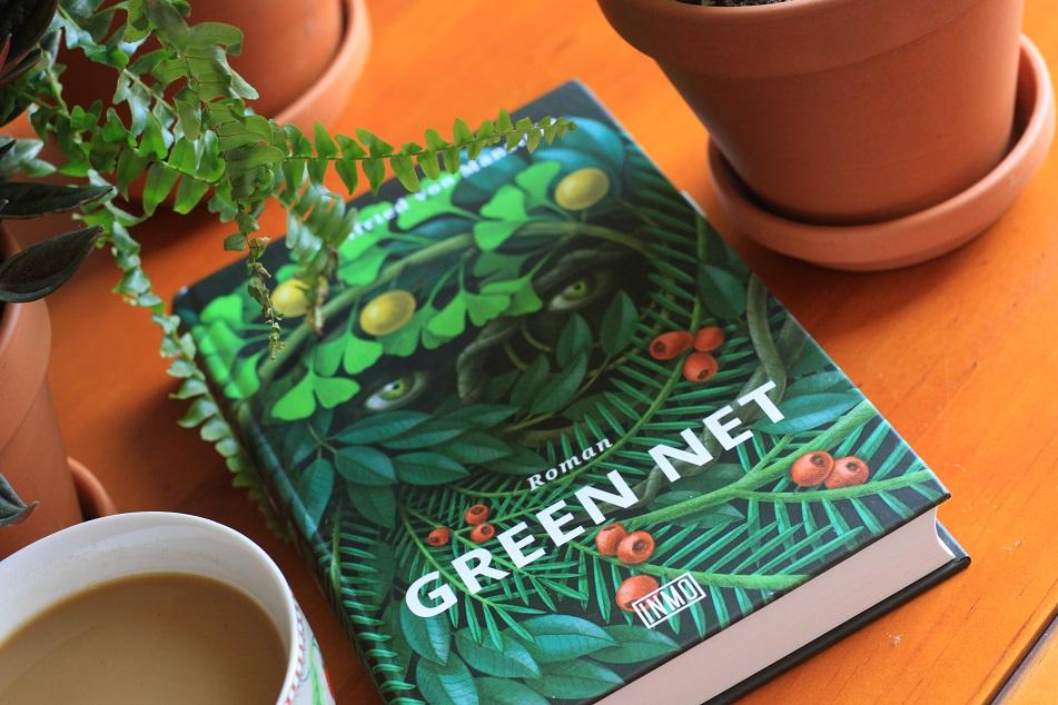 Das Buch Green Net von Wilfried von Manstein. Foto: geek's Antiques/Lilli