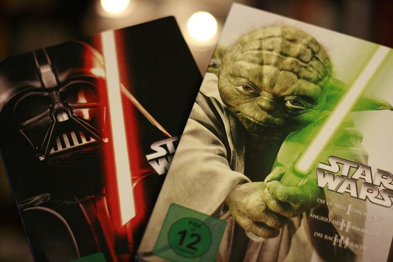 Ein Fandom-Klassiker: Star Wars. Foto: Lilli/geek's Antiques