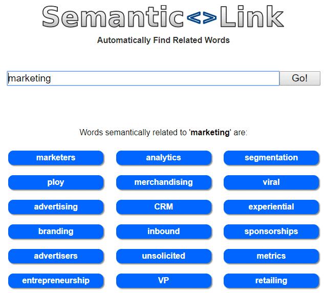 semantic-link Top Free Keyword Research Tools