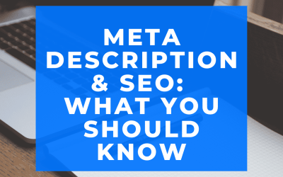 Meta description & SEO: What you should know