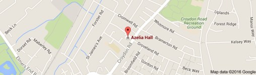 Azelia Hall, Croydon Road, Beckenham