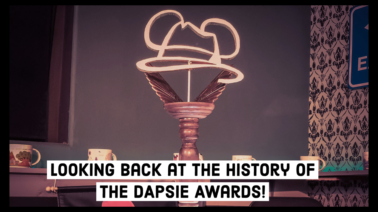 Looking Back at the History of The DAPSie Awards!