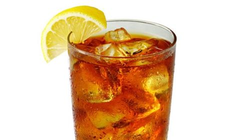 iced tea benefits